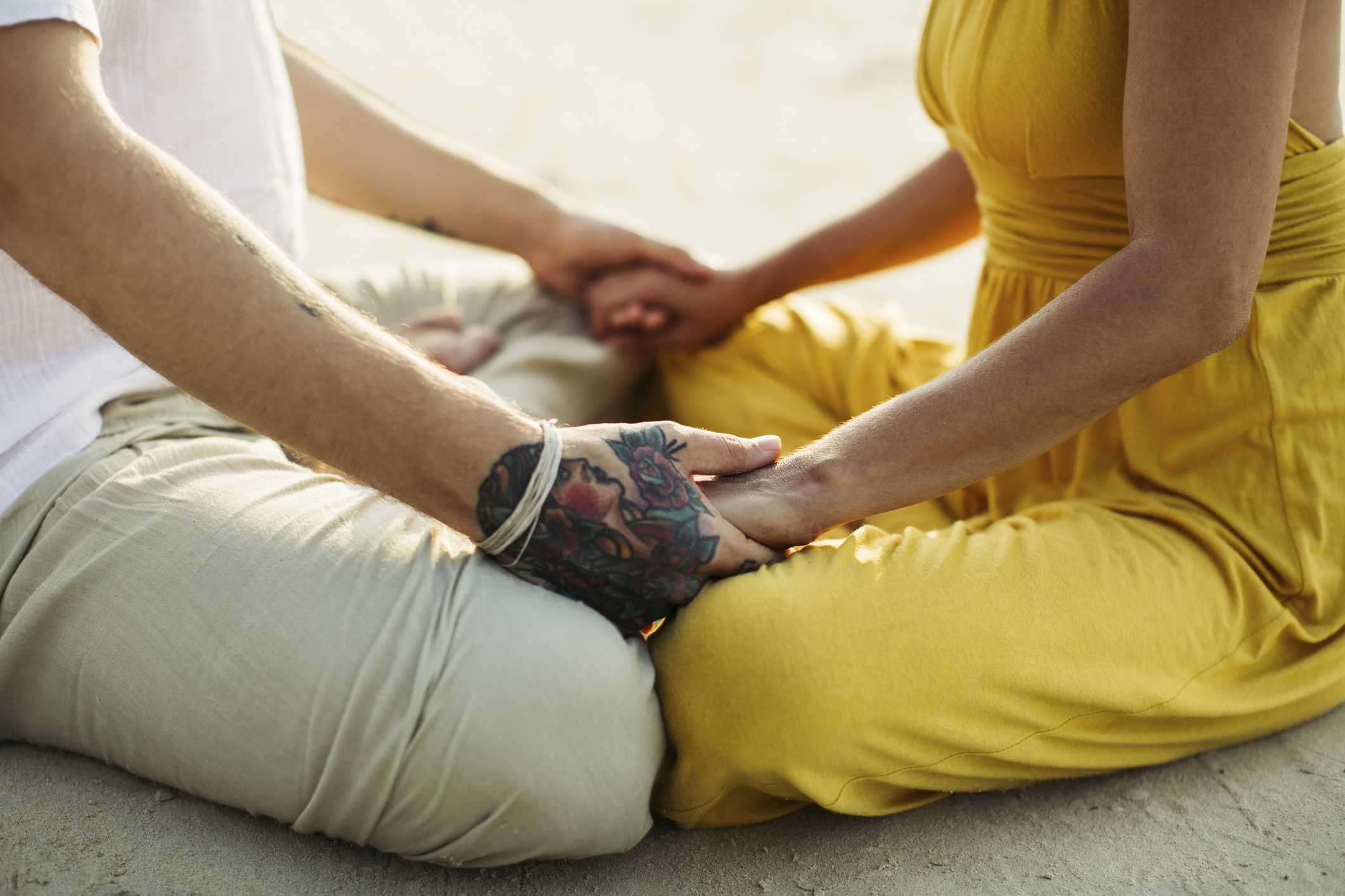 couple - Yoga, Meditação e Terapia