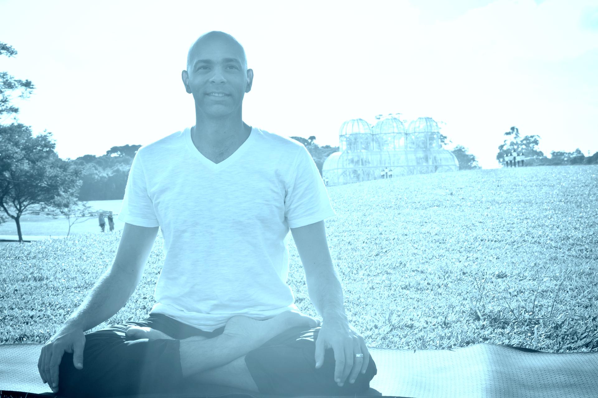 Quarentena Meditativa Capa - Yoga, Meditação e Terapia